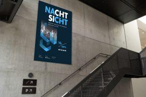 NachtSicht Poster