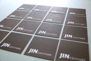 Jin-Coiffure_Visitenkarten